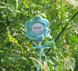 Çiçek bebekler (örgü, keçe)
