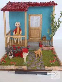 Minyatür bahçe