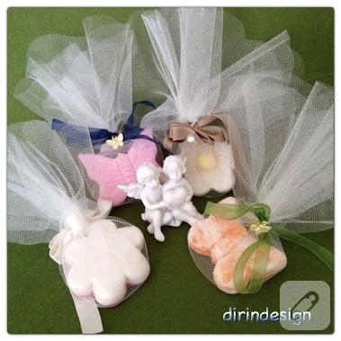Süslü sabunlar