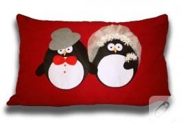 Sevgili penguenler (keçe)