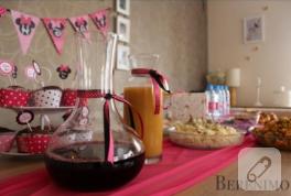 Doğum günü hazırlıkları (süsleme)