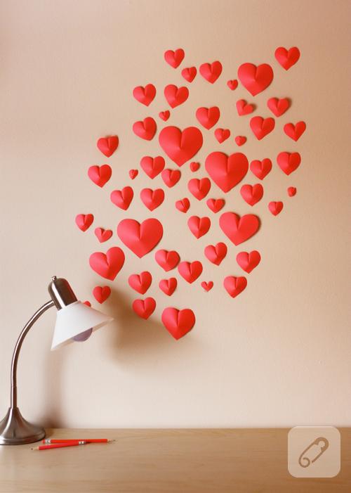 kağıt kalp