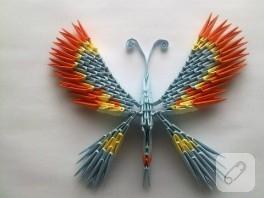 Origami kelebek