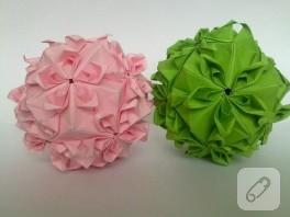 Kusudama – origami