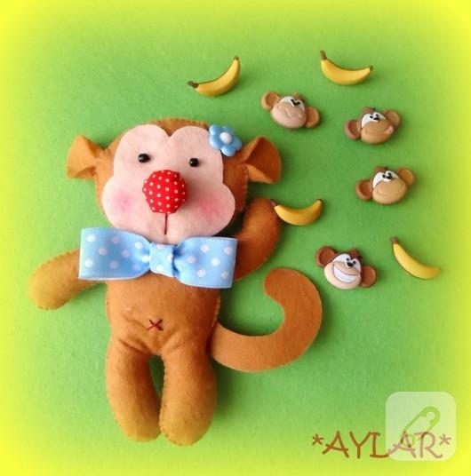 keçe maymun