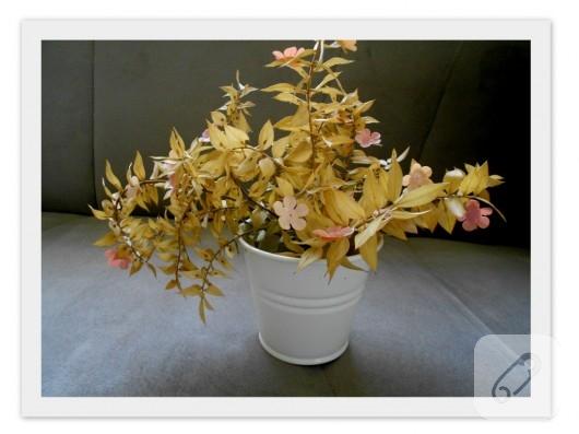 Dekoratif çiçek