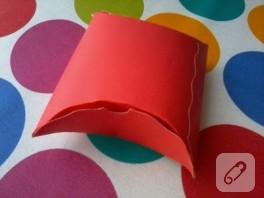 Kırmızı hediye kutucuğum