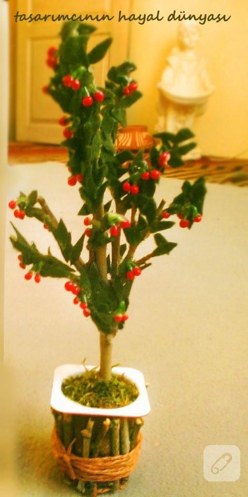 dekoratif ağaç