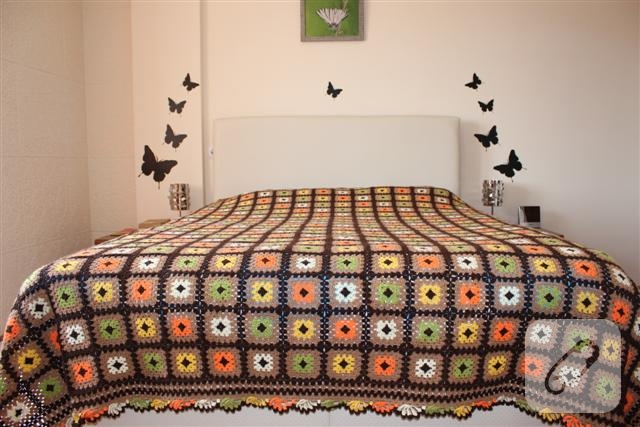Yatak Örtüm
