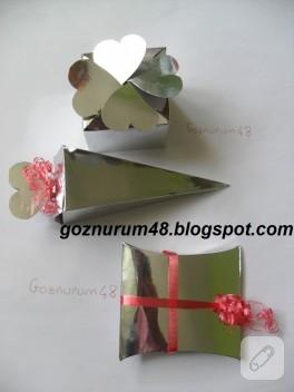 Küçük hediye kutuları