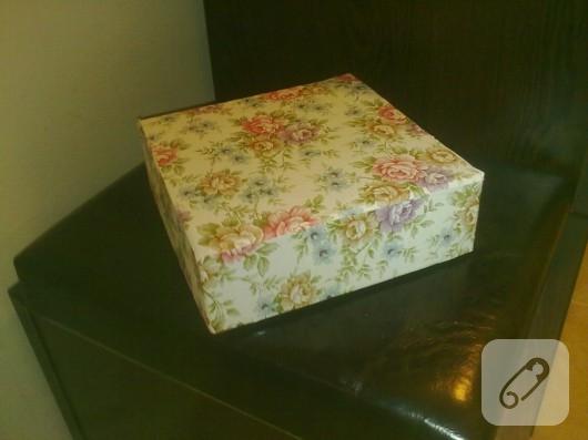 kutu kaplama