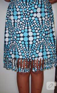 Plaj elbisesi (kıyafet değerlendirme)