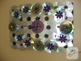 Eski CD'leri değerlendirmenin iyi bir yolu