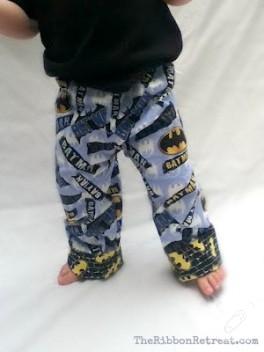 Çocuk pijaması nasıl dikilir?