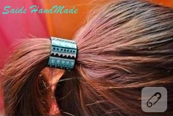Pratik Saç Tokası Yapımı