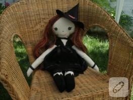Cadı bez bebek