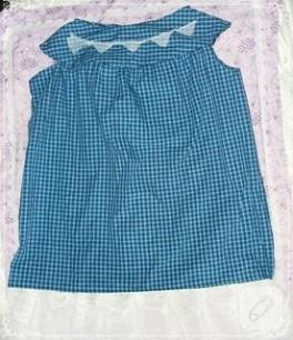 Kız çocuk tunik/elbise modeli