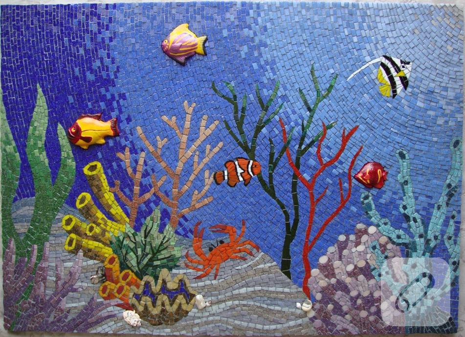 mozaik-tablo