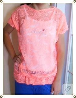 neon bluz