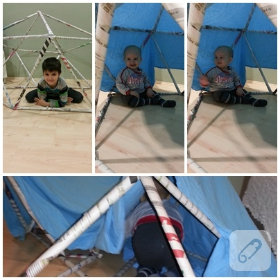 çadır ev