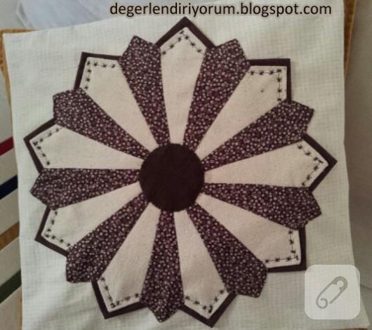 patchwork-yastık
