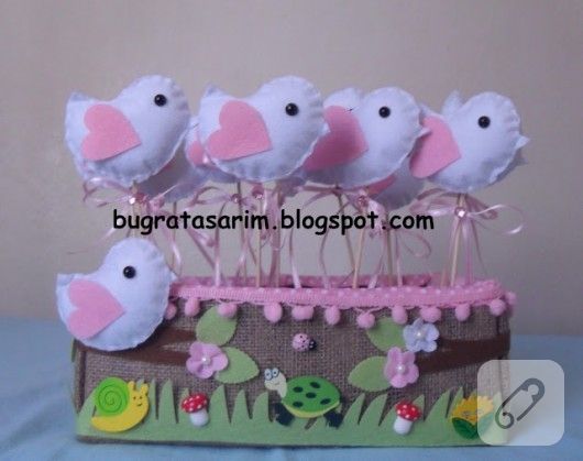 Çubuklu bebek şekeri