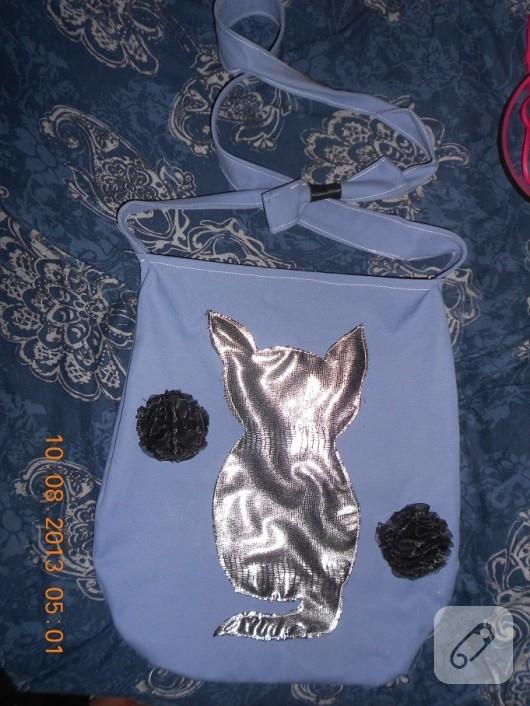 kumaş çanta yapımı