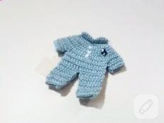 örgü bebek şekeri