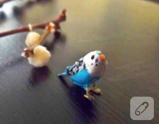 minyatür kuş