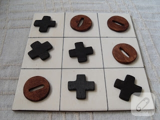 Ahsap oyun tahtası