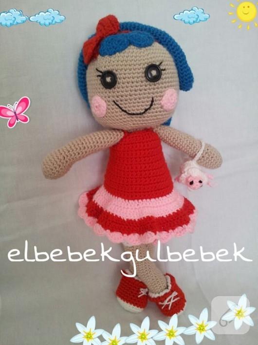 Top 20 Free Amigurumi Doll Crochet Patterns - Free Crochet Pic2re.com | 706x530