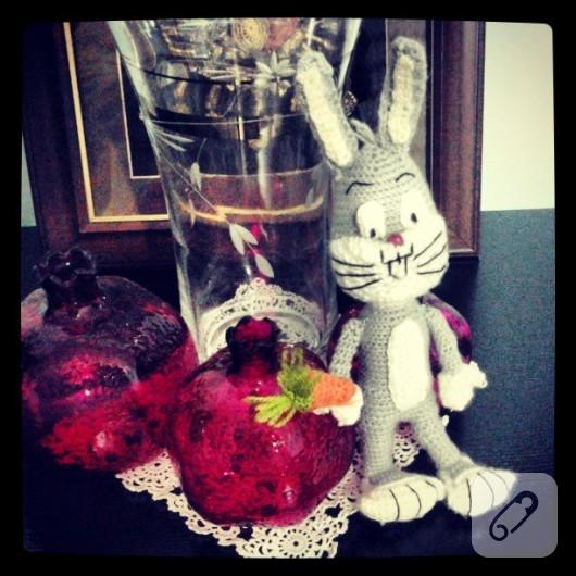 Yeni Amigurumi Bugs Bunny Tavşan Oyuncak | Tığ desenleri, Bugs ... | 530x530