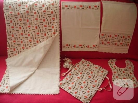 bebek battaniye takımı