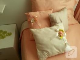 Kendin yap dekorasyon fikirleri; bebek odası