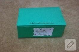 Eski kutulardan yeni kutu yapımı