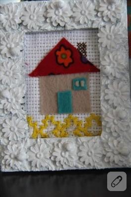 Ornitorenk'in evleri (çerçeve süsleme)