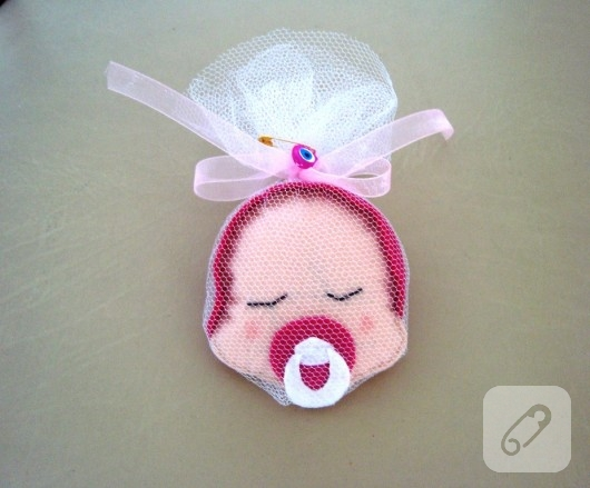 bebek şekeri magnet