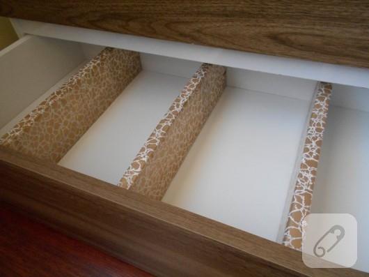 çekmece düzenleyici