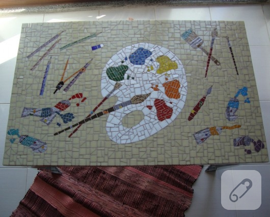 mozaik-sehpa