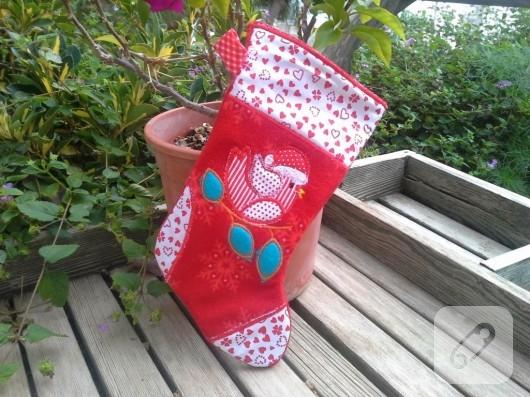 yılbaşı çorabı