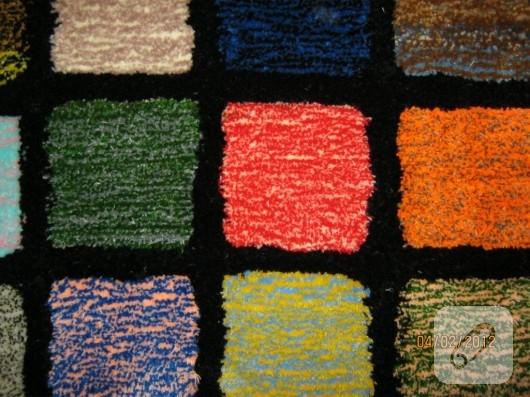 el dokuması halı