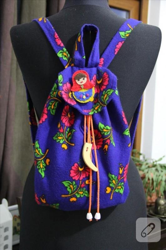 pazen sırt çantası