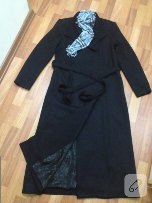 Siyah manto