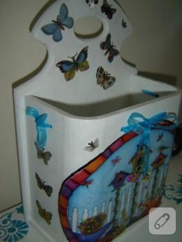 Kelebekli kapı gazeteliği