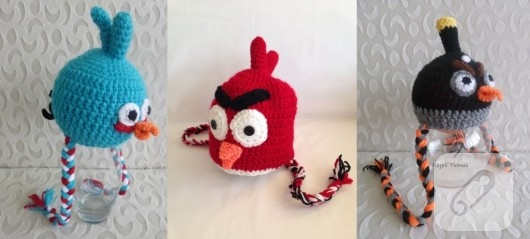 Angry Birds bereler