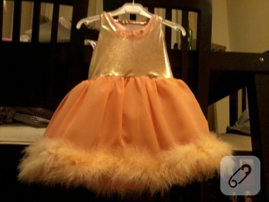 Çocuklar için abiye elbise