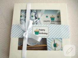 Doğum günü parti süsleri paketi