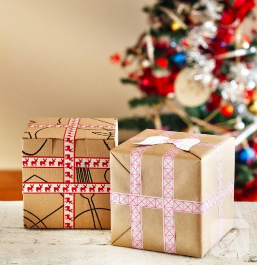 el yapımı hediye paketi