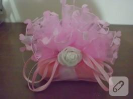 Bebek hediyeliği fikirleri; sabun süsleme