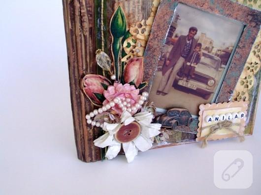 scrapbook fotoğraf albümü